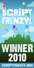Script Frenzy 2010 Winner